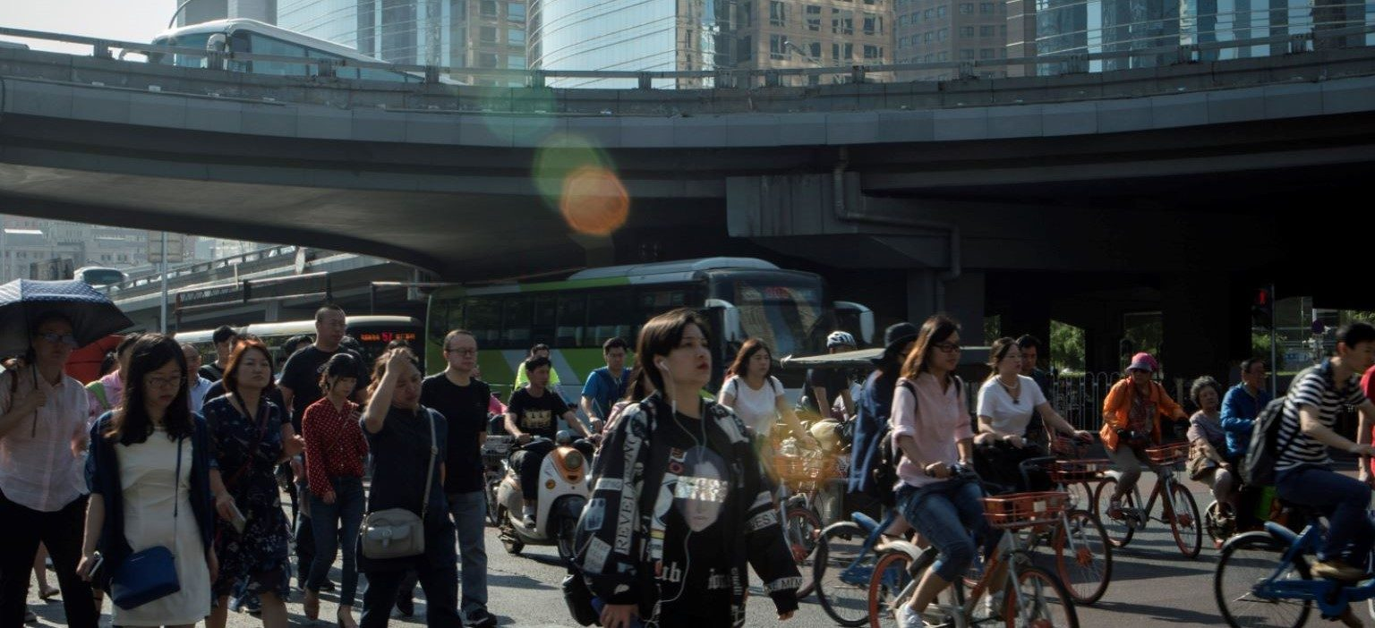 China's Growing Clout Triggers Economic Arms Race With Old Order