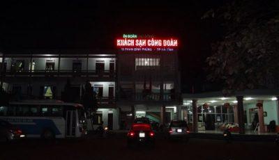 Truy nã Giám đốc khách sạn Công Đoàn Hà Tĩnh