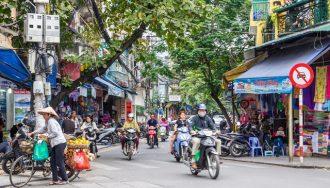越南:新的全球制造中心正在崛起?
